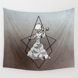 Build Yourself 2.0 Wall Tapestry