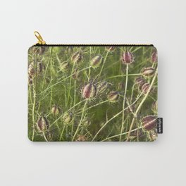 NIGELLA - Love-In-A-Mist Carry-All Pouch