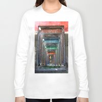 window Long Sleeve T-shirts featuring window by Ajinkya Pawar