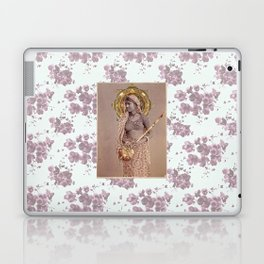 Woman from Bengal Laptop & iPad Skin