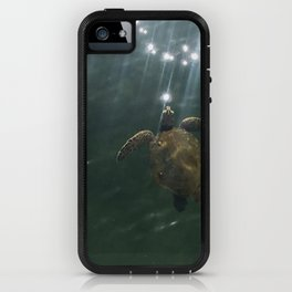 Swimming with Stars iPhone Case