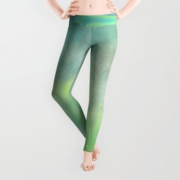 Abstract fantasy Leggings