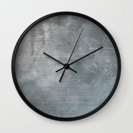 Vintage Concrete Wall Wall Clock