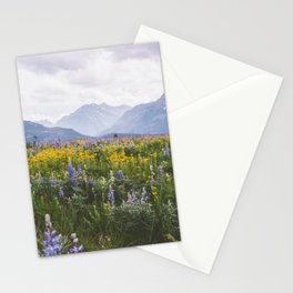 Waterton Wildflowers Stationery Cards
