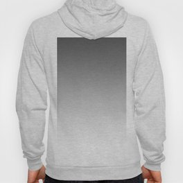 Gray Light Ombre Hoody