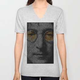 Imagine Unisex V-Neck