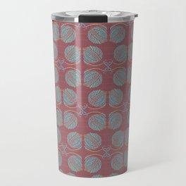 Knitting Bright Travel Mug