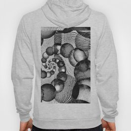 STRANDED/An Abstract Hoody