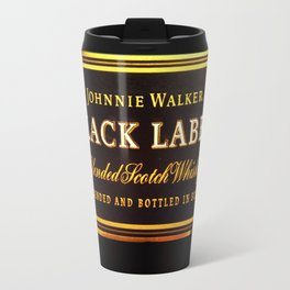 black label 2 Travel Mug