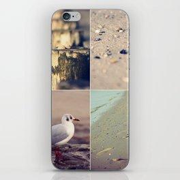 Beach Impressions iPhone Skin