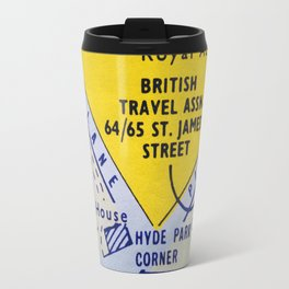 Streets of London 2 Travel Mug