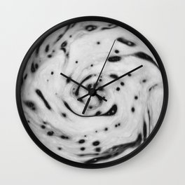 Sacred Vows & Killer Nows I Wall Clock