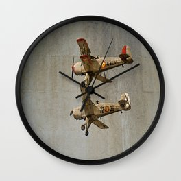 Old Buckers Wall Clock