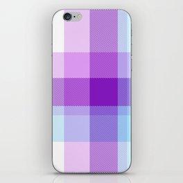 Summer Plaid 31 iPhone Skin