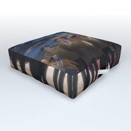 Angel Beats! Outdoor Floor Cushion