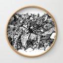 Inky Undergrowth by rolandtheillustrator