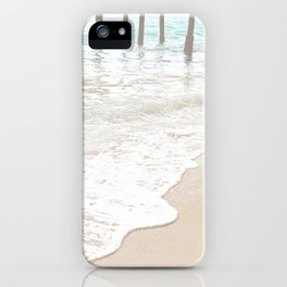 Huntington Beach Wave // California Ocean Sandy Beaches Surf Country Pacific West Coast Photography iPhone Case
