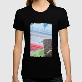 """Don't Go There"" Cute Insect Art by Murray Bolesta! T-shirt"