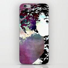 LADY-SILEX-3 iPhone & iPod Skin
