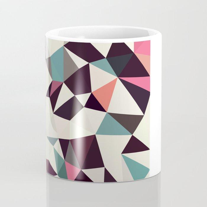 Retro Tris Light Coffee Mug