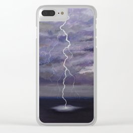 Eff This Particular Spot Right Here Clear iPhone Case
