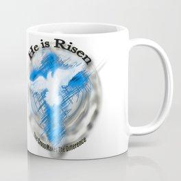 Jesus Christ - He is Risen. Coffee Mug