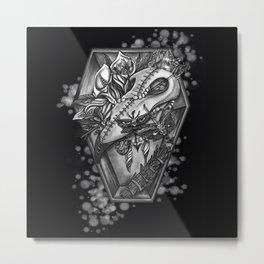 The final medicine Metal Print