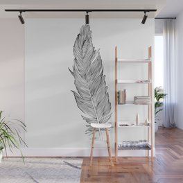 Light as a Feather Wall Mural