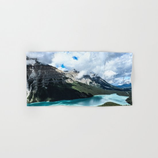 Peyto Lake Hand & Bath Towel