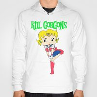 manga Hoodies featuring manga. by KillGorgons