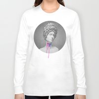 roman Long Sleeve T-shirts featuring Post-Roman by Christopher Berry