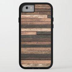 Vintage Wood Plank iPhone 7 Adventure Case