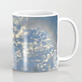 Little fluffy skies Coffee Mug
