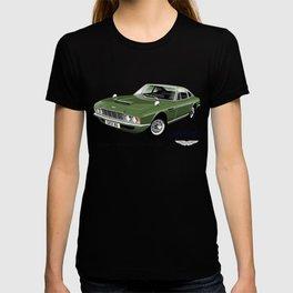 James Bond Aston Martin DBS from OHMSS T-shirt