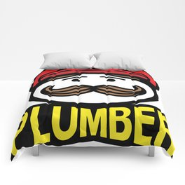 Plumber Potato Chips Comforters