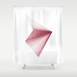 lines vol. 2 Shower Curtain