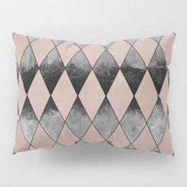 Geometric Diamond Glam #1 #geo #decor #art #society6 Pillow Sham