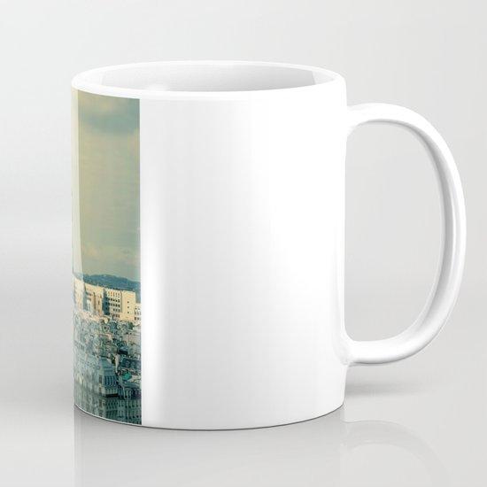Pale Paris Mug