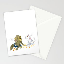 Scratch Stationery Cards