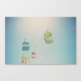 skyglider ... Canvas Print