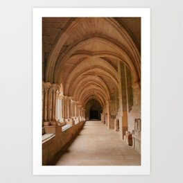 cloister Art Print