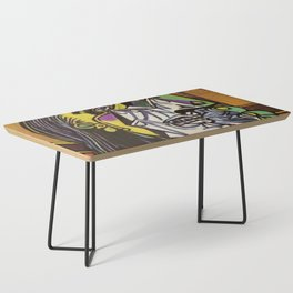 THE WEEPING WOMAN - PICASSO Coffee Table
