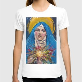 Ecstasy VII. The Annunciation T-shirt
