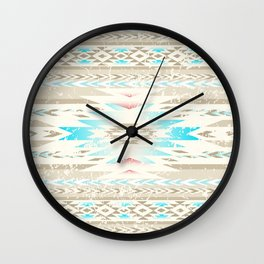 easy livin southwest Wall Clock