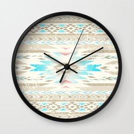 easy livin southwest Wall Clock