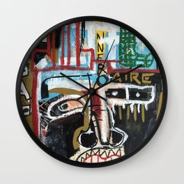 Papá Wall Clock