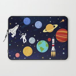 In space Laptop Sleeve