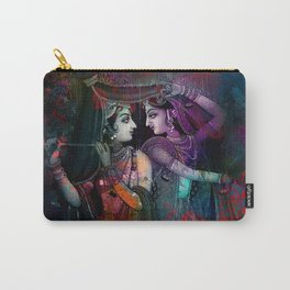 Radha Krishna- the divine Carry-All Pouch