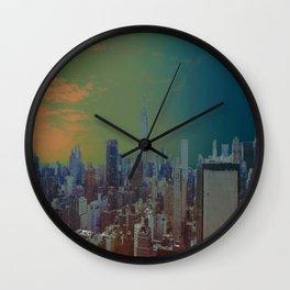 Brooklyn Baby SS16 Wall Clock