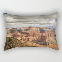 North Rim of Grand Canyon National park Rectangular Pillow